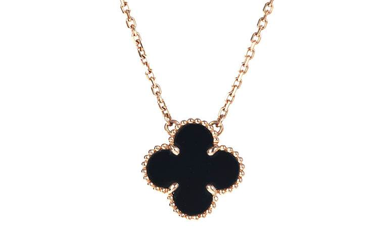 Cheap van cleef & arpels sweet alhambra necklace