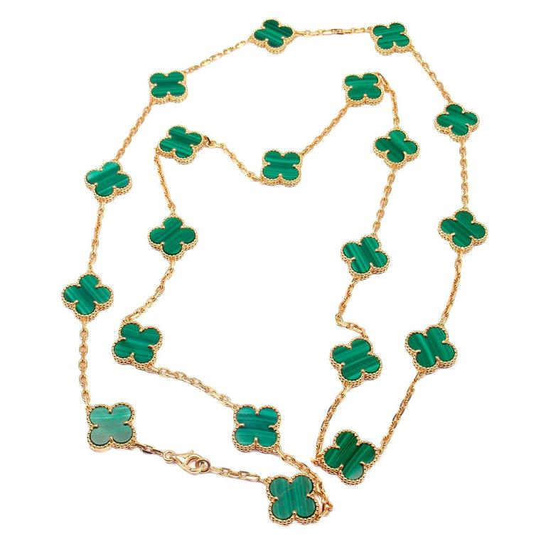 Popular Necklace For Women From Van Cleef Amp Arpels Jewelry