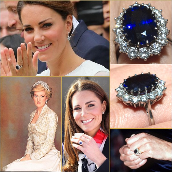 Catherine Middleton Wedding Ring: Kate Middleton's Ring Is Becoming A World Trend: Foreign